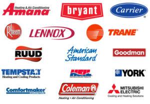 HVAC Logos