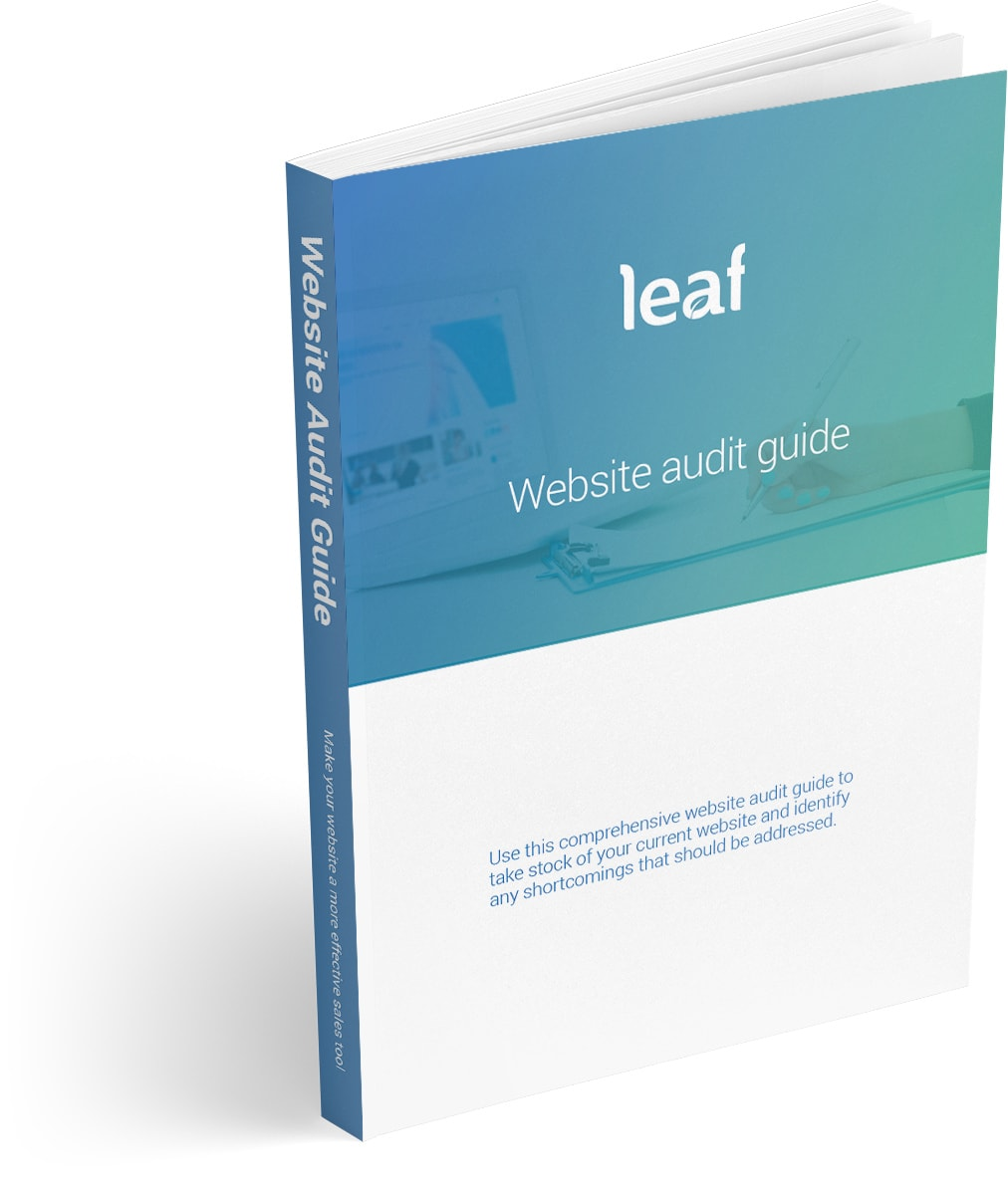 Website Audit Guide Cover